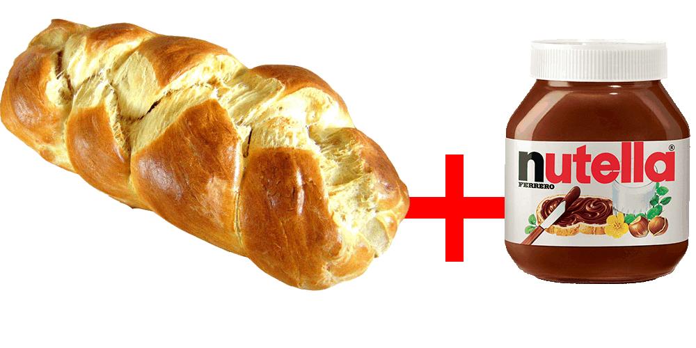 brioche Nutella